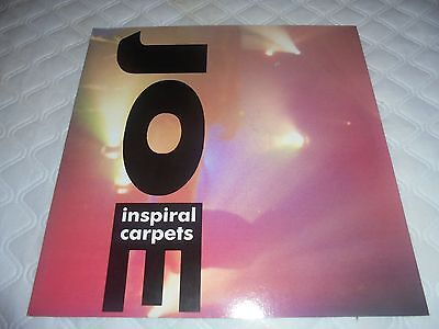 "Inspiral Carpets - Joe - 12"" Single - Cow Records DUNG3T Madchester"