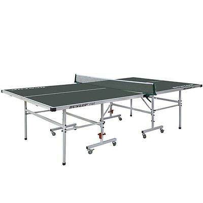 Dunlop TTo1 Outdoor Table Tennis Tables Ping Pong Game Aluminium Full Size