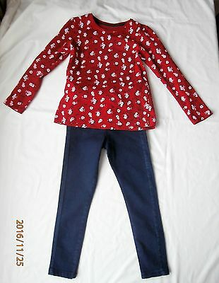 matalan & yd   girls outfit age 7 years & 7-8 years