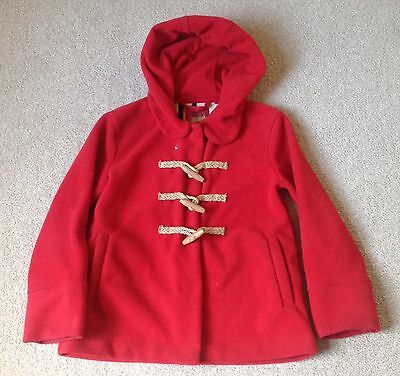 Gilrs Next Jacket 9 Years New Without Label Fleece Material Hooded