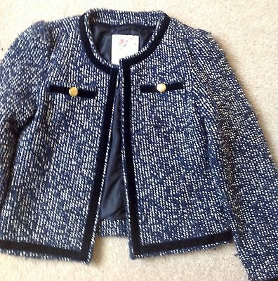 Gilrs Jacket Aged 10 Debenhams Very Smart Ideal For Xmas Party New Without Label