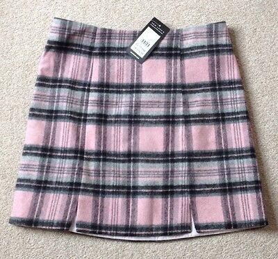 Girls Skirt 14 Years Wool Mix New Look New With Labels.