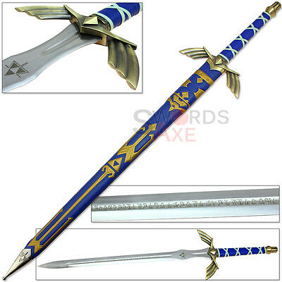 Legend of Zelda Skyward Master Sword Limited Edition Full Tang Deluxe Replica