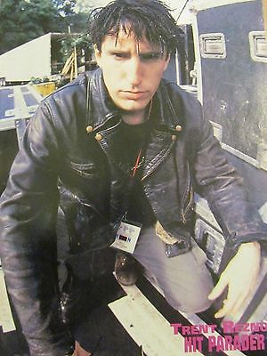 Trent Reznor, Nine Inch Nails, Full Page Pinup