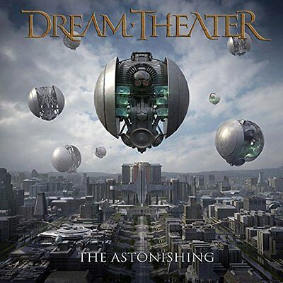 Dream Theater - The Astonishing 2CD *NEW & SEALED*