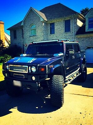 2006 Hummer H2 Sut 2006 H2 Hummer SUT fully custom lifted wrapped