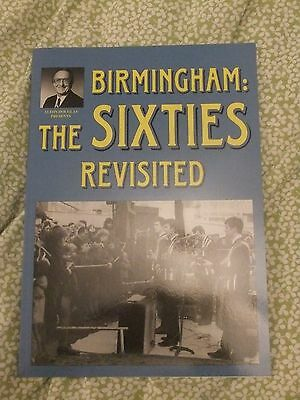 Birmingham The Sixties Revisited West Midlands Transport Local History Book