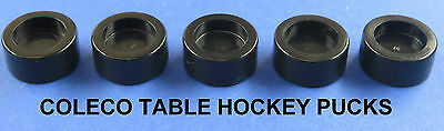 Brand New Coleco Table Top Hockey Game Pucks (Pk of 5)