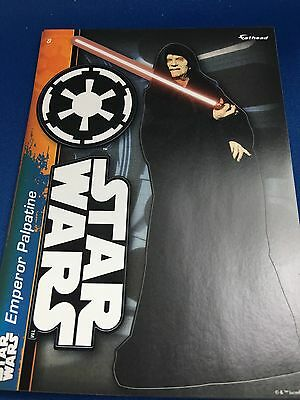 Star Wars Fatheads Tradeables #8 Emperor Palpatine