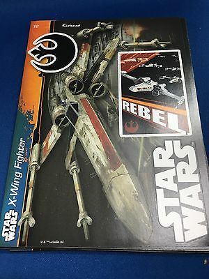 Star Wars Fatheads Tradeables #12 X-Wing Fighter