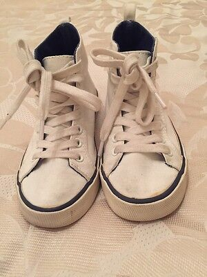 Gap Trainers Size 10 For Girls