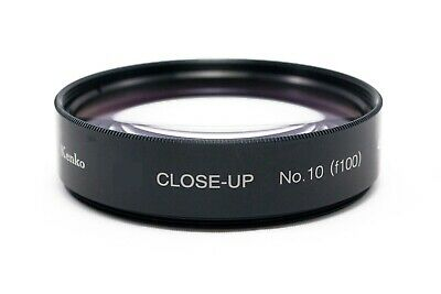 Kenko 55mm Close-Up Lens Filter No.10 - Multi-Coated - Made In Japan