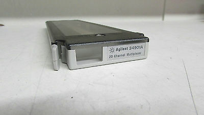 Agilent Keysight 34901A 20 Channel Multiplexer (2/4-wire) Module for 34970A