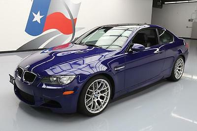 2013 BMW M3 Base Coupe 2-Door 2013 BMW M3 COUPE CARBON ROOF HTD SEATS NAV 19'S 16K MI #593581 Texas Direct