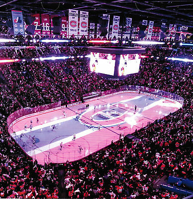 Montreal Canadiens vs Minnesota Wild 2 tickets Dec 22th Grey section 324 A