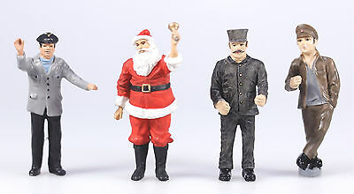 4 Marklin Maxi 1 Gauge Figures,  New from Sets