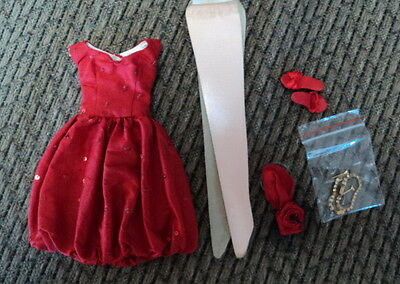 """10 """"  Tonner Kitty Collier Kitty Lady Rouge  Outfit Loose Very Nice ~~"""