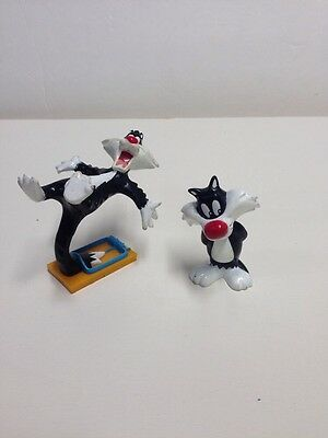 PVC Sylvester Tyco  WB Warner Brothers Looney Tunes J