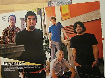 The Deftones, Three Page Clipping