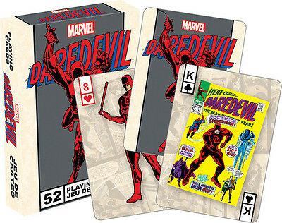 Marvel Daredevil Playing Cards Deck - Misc