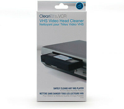 Allsop Clean Dr VHS Video Head Cleaning Kit - Ef O - Accessories