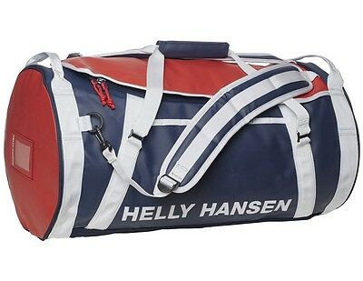 Helly Hansen Bag Adult Duffel 2 50L Water Resistant STD Blue Red 68005