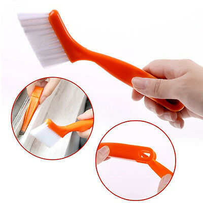 """7.3"""" Grout Brush Tile Cleaning Handheld Plastic Tile Mould Stain Removing Brush"""