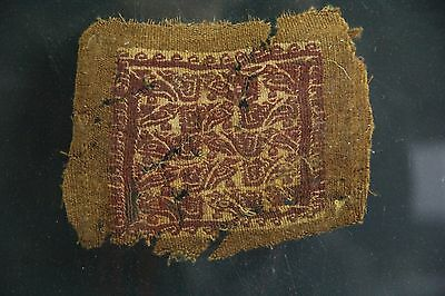 Pre-Colombia Chimu 2 Textile Ancient Peru Nasca