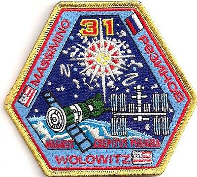 Big Bang Theory Space Station Astronaut Howard Wolowitz Patch Uniform Aufnäher
