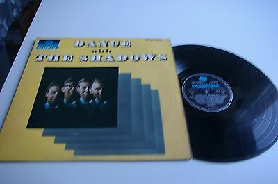 THE SHADOWS / DANCE WITH THE SHADOWS  LP  1st PRESS STEREO  1964