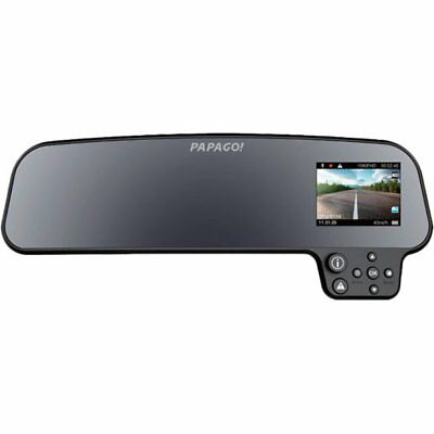 Papago GS260-US GoSafe HD Full Mirror Mount Dash Camera - New