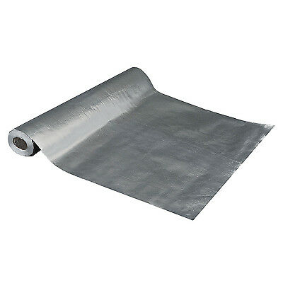 Outsunny 1000sqft Solid Aluminum Radiant Barrier Foil Insulation Weatherization