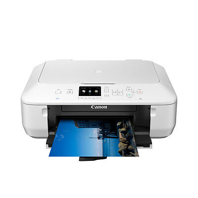 CANON PIXMA MG5650 - Wireless Colour Printer ALL-In-1 Printer