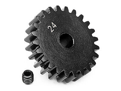 HPI Pinion Gear 24 Tooth (1m) #102087