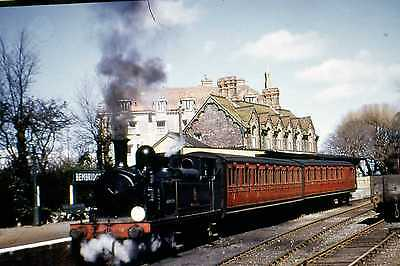 CLASS 02 No.14.ISLE OF WIGHT.    35mm COLOUR SLIDE.