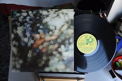 """Pink Floyd - Obscured By Clouds - Vinile - Lp - 33 Giri - 12"""" - Ex-"""