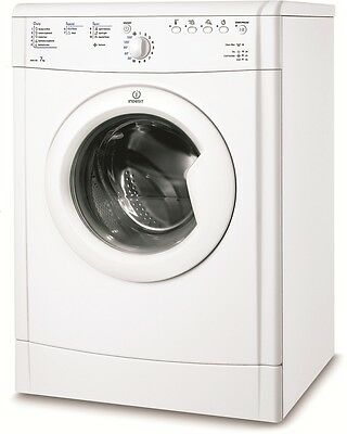 NEW Indesit 7kg Front Loaded Freestanding Drying Machine Vented Tumble Dryer