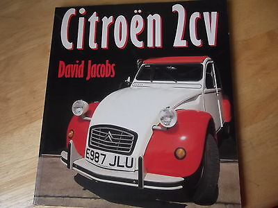 Citroen 2Cv Book By David Jacobs Isbn 0850458730 History Info Custom Sport Dolly