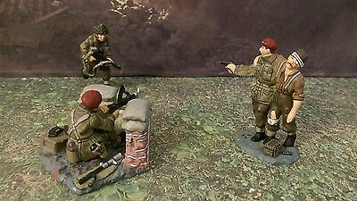 King And Country An02 Arnhem Fighting Withdrawal Metal Toy Soldier Figure Set