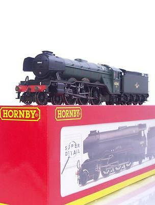 """HORNBY R2966 - BR Ex LNER 4-6-2 CLASS A3 PACIFIC 60043 """"BROWN JACK"""" - DCC READY"""