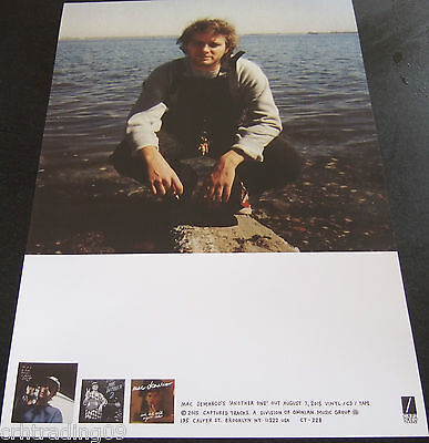 """Mac DeMarco """"Another One"""" Colour Official Promo Album Poster 42 x 28 cms. New"""