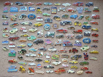 Automobile Luxury Motor Car Classic Gb Old Vintage Pin Badge Job Lot Bundle 122