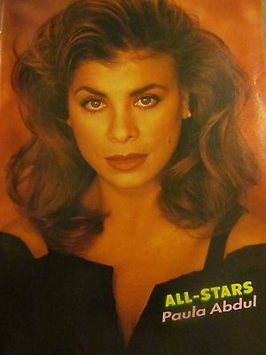 Paula Abdul, Will Smith, Double Full Page Vintage Pinup