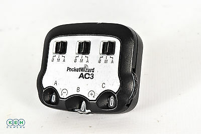 Pocket Wizard AC3 Zone Controller (Nikon)