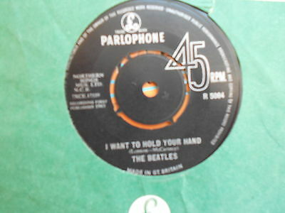 The Beatles=I Want To Hold Your Hand  Ex