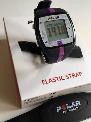 Polar FT7 Heart Monitor Exercise Watch- Purple
