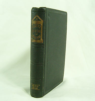 Rare Antique Masonic Book Allyn's Illustrated Ritual of Masonry 1831 USA Expose