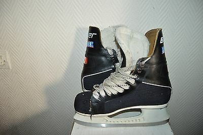 Patin A Glace Hockey Bauer Premier Taille 42 Ice Skate Be Patinage 260 Canada