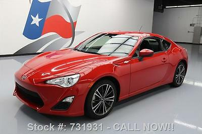 2013 Scion FR-S Base Coupe 2-Door 2013 SCION FR-S COUPE 6SPEED BLUETOOTH ALLOYS 17K MILES #731931 Texas Direct