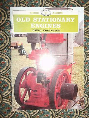 Booklet about stationary engines